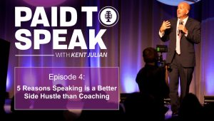 5 Reasons Speaking is a Better Side Hustle than Coaching - Marketing for Speakers