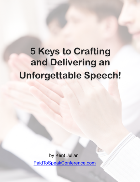 5 Keys to Create a Speech that Pays
