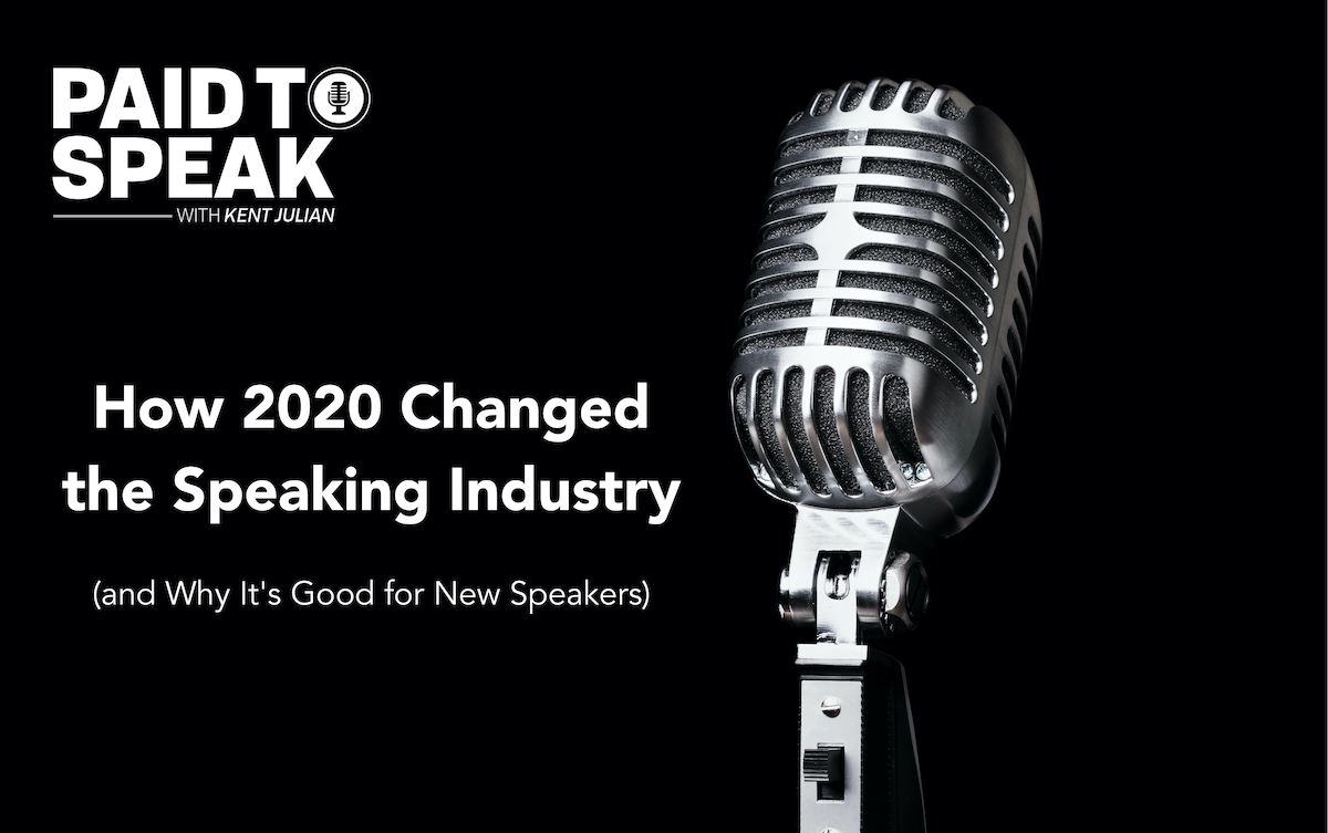 Paid to Speak Podcast - Speaking Industry -Episode 38