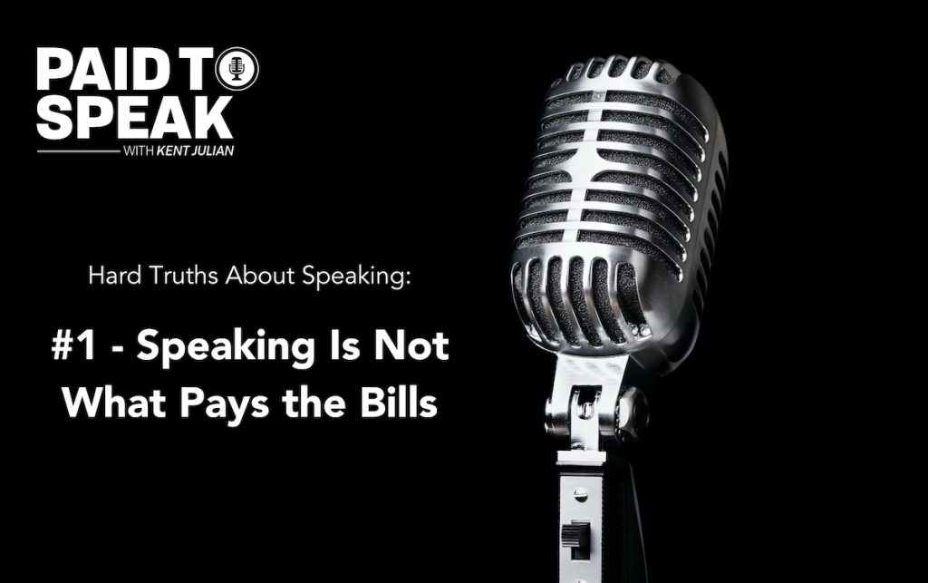Hard Truths About Speaking #1