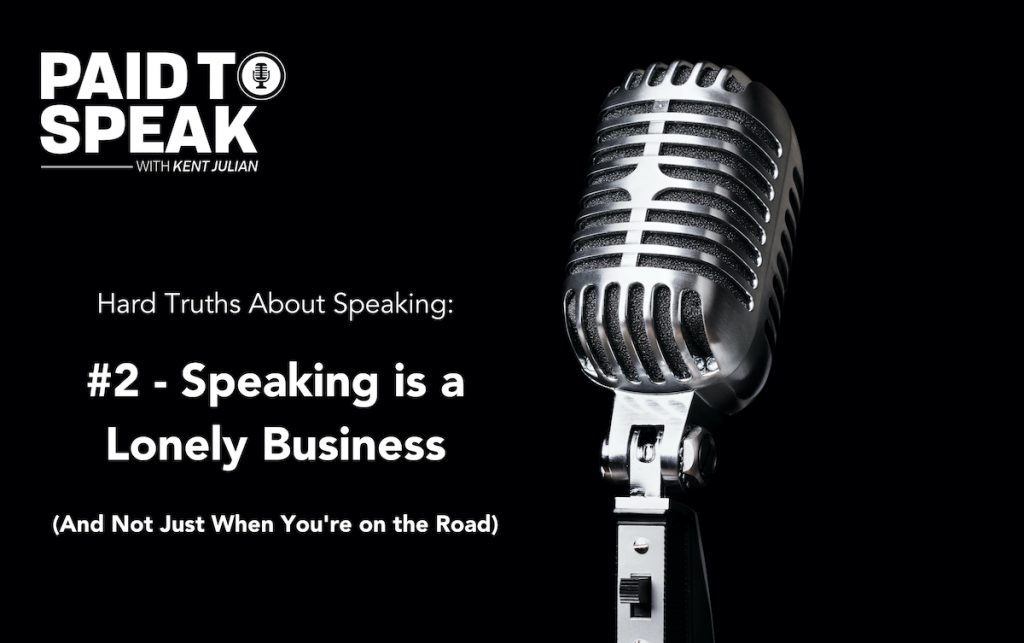 Hard Truths About Speaking #2
