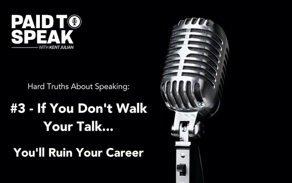 Hard Truths About Speaking #3