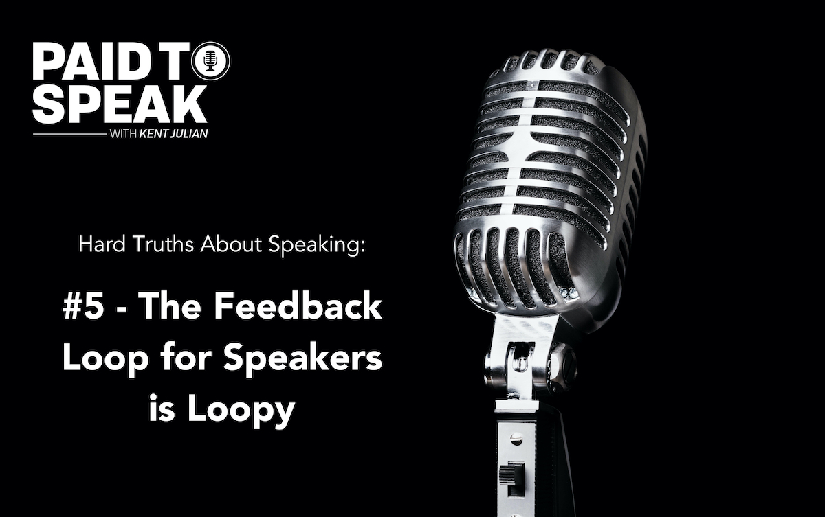 Hard Truths About Speaking #5